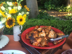 Hughes BBQ Mary's chicken