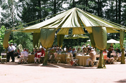 Fritz Birthday Guest Tent