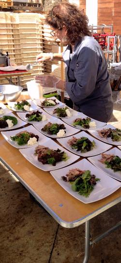 Flanagan Duck Salad