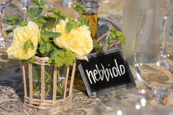 Wine varietal table names