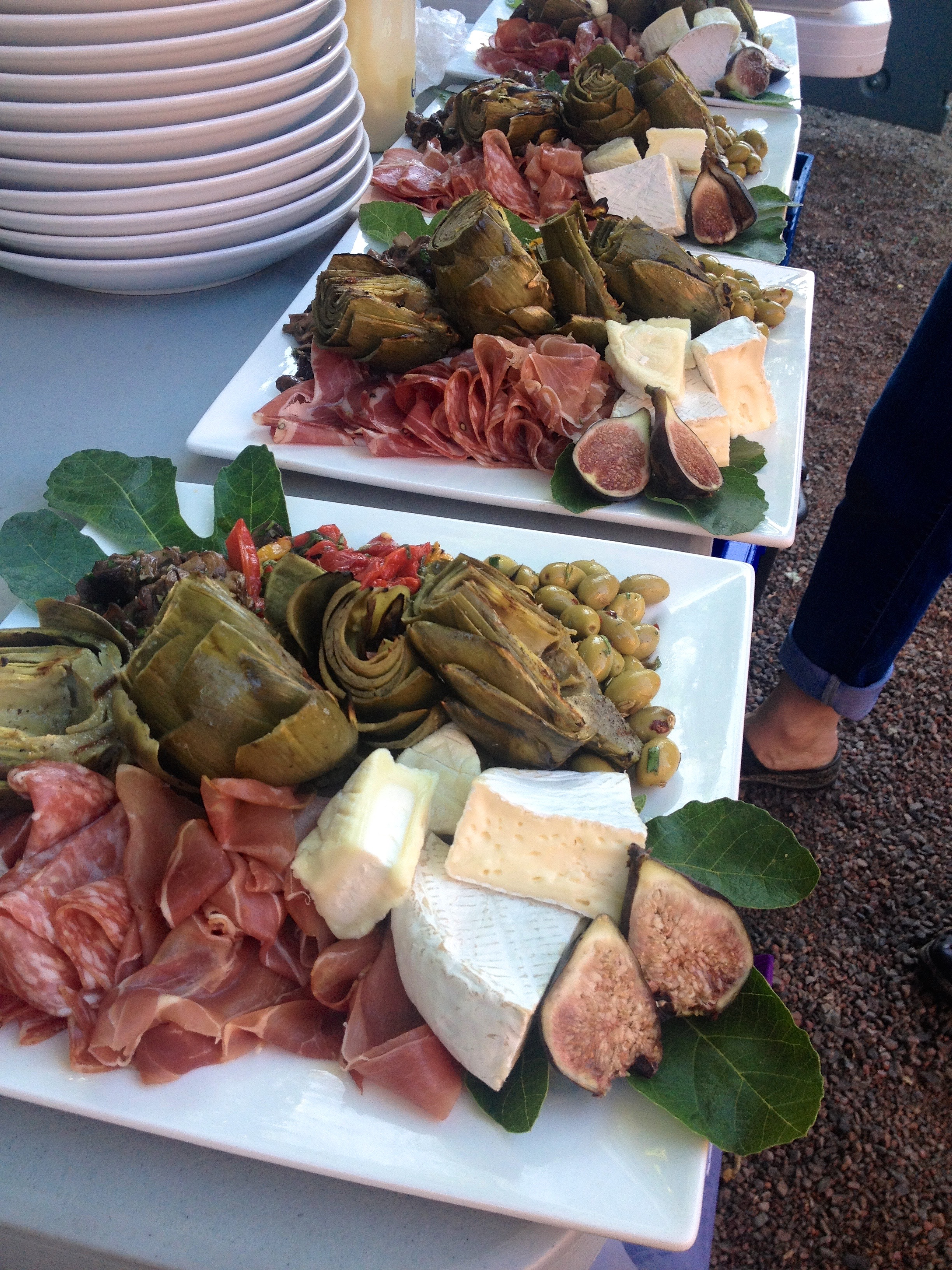Muscardini Winemaker Dinner Antipasto Platter 1