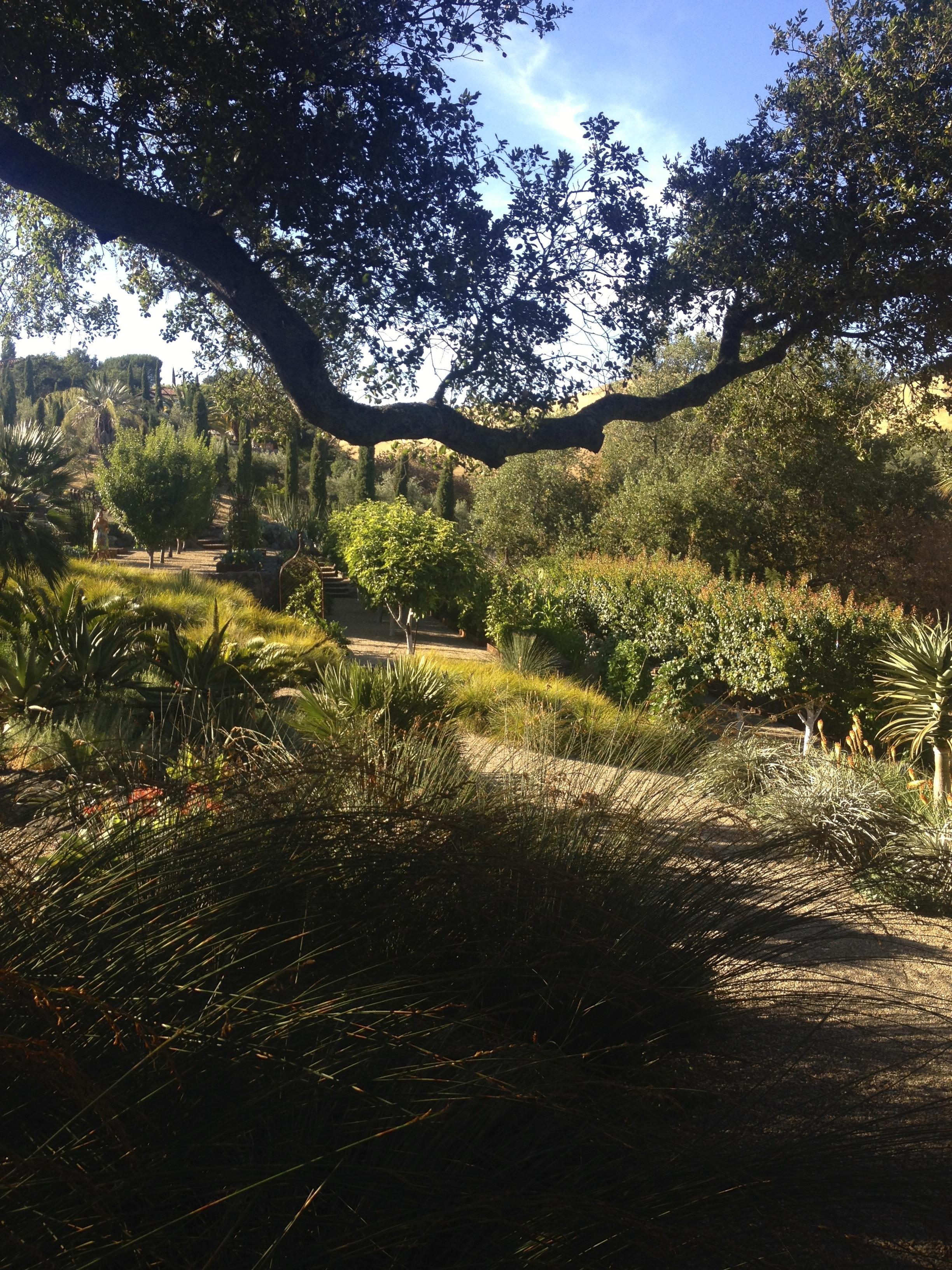 Gardens Private Estate Sonoma/Napa
