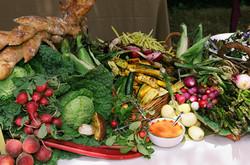 Fritz Birthday Market Veggies