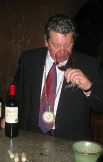 John Burdick Certified Sommelier