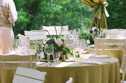 Fritz Birthday Guest Tables