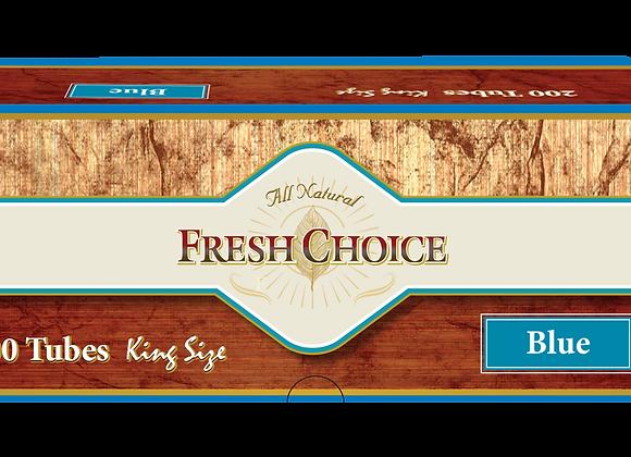 """Fresh Choice Tubes """"Blue"""""""