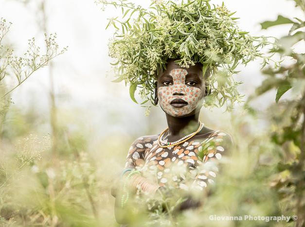WILLOW_-_Young_girl_from_Suri_Tribe