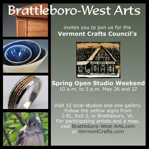 Promotional events for Brattleboro-West Arts