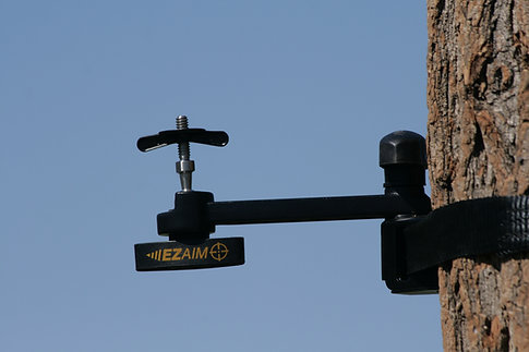 Ratchet Strap Trail Camera Mount