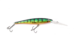 Berkley Flicker Minnow Pro Flashy Perch.