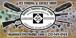 Manistee River Lodge Logo