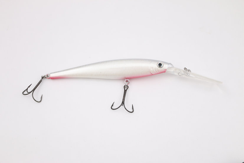 Berkley Flicker Minnow Pro Slick Pearl Silver
