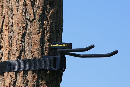 Ratchet Strap Crossbow Holder