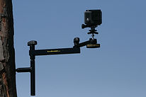 Camera Arm w_ T Handle Mount, Go Pro, Sl