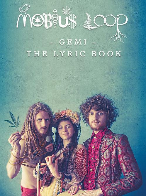 GEMI The Album (Lyric Book)