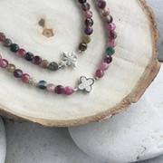 Collection ASPEN Bracelets ajustables en pierres naturelles et argent