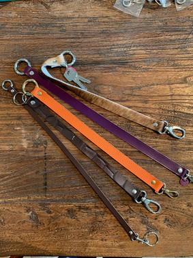 Porte clés, lanière de sac