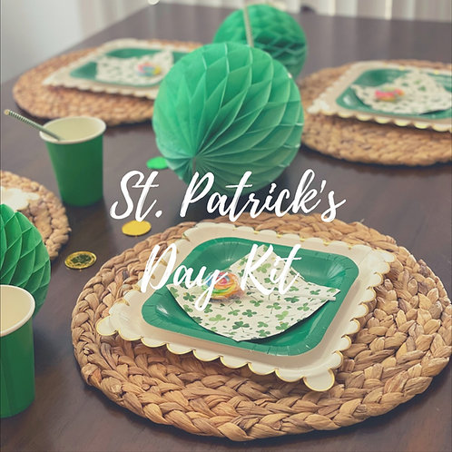 St. Patrick's Day Kit & Leprechaun Kit