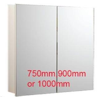 Mirror Cabinet 1000mm