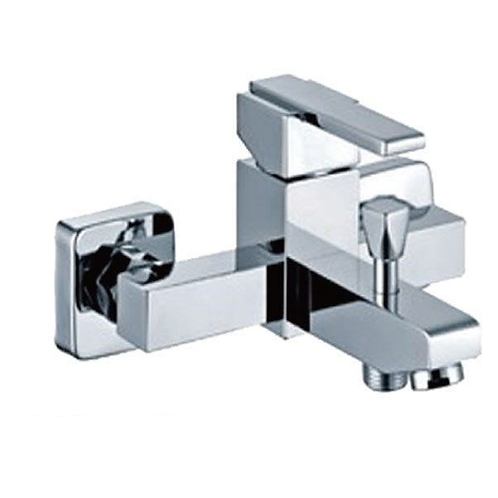 PQ4256 Bath Spout With Divertor Square Shap