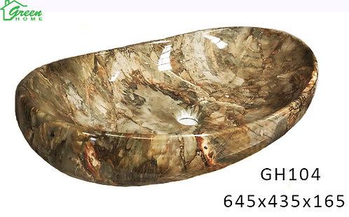 Marble Ceramic Art Basin  GH104