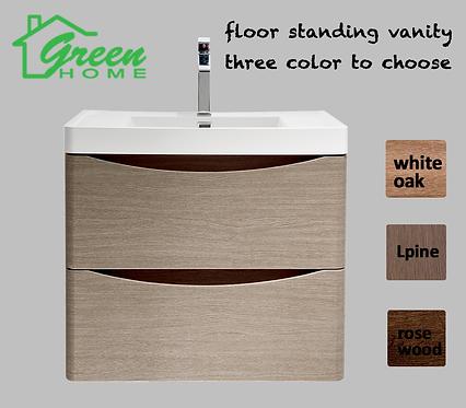 Floor Standing vanity 600mm wide