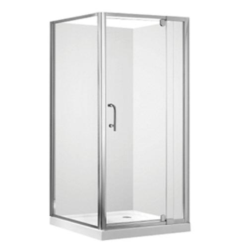 GJ8015- 900*900mm Swing Door Shower Box