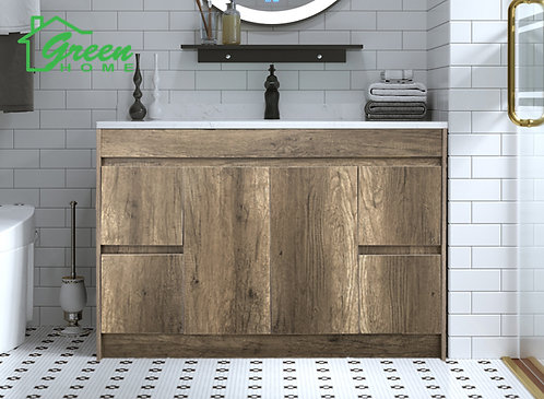 Vanity Floorstand with ceramic basin W400/600/750/900/1200mm