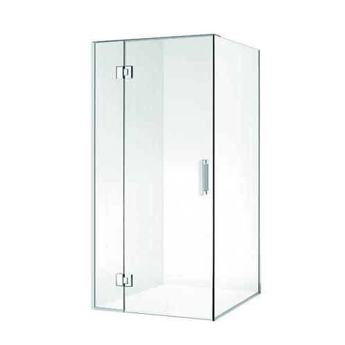 Frameless shower Swing Door 900