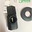 Thumbnail: Black Cistern Tap for Black Toilet