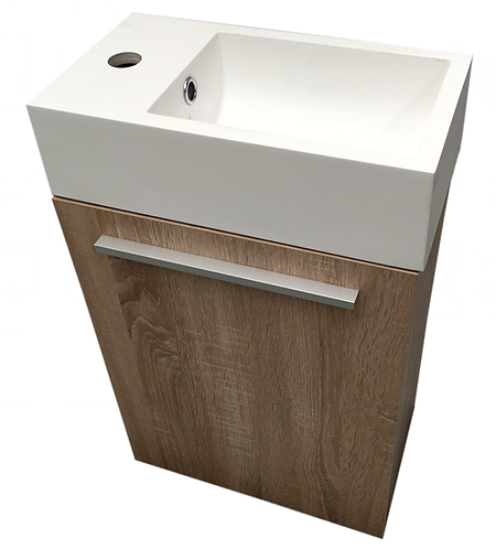 400mm Wall-Hung Vanity (Cheery)