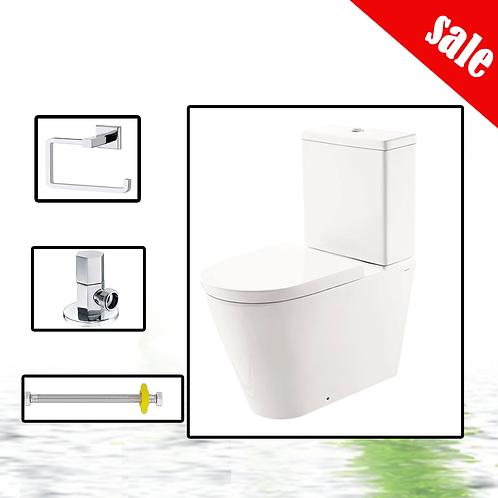 HD623 Toilet Combo