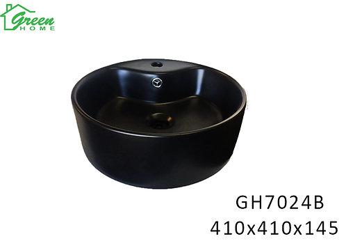 Art basin matte black GH7024B