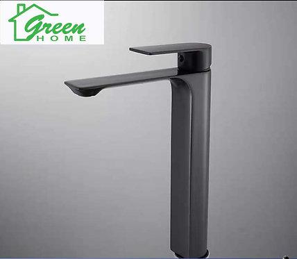Black Tall Basin Mixer-Countertop Basin Mixer GH8705B