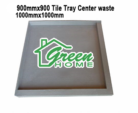 Tile Form Tray