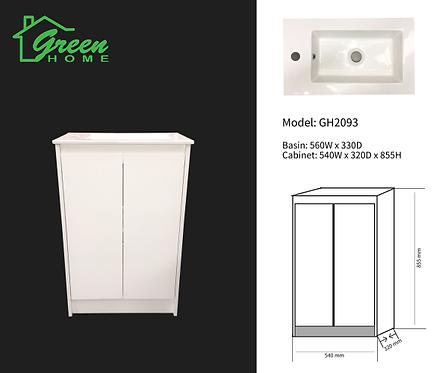 GH550 Vanity White