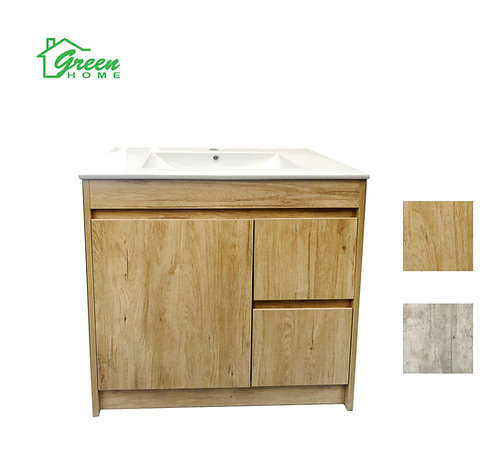 750mm/900mm/1200mm White Oak Vanity / New Product