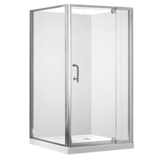 GJ8015- 1000*1000mm Swing Door Shower Box