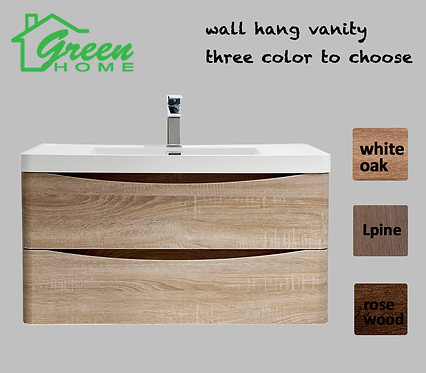 Wall-Hang Vanity800mm