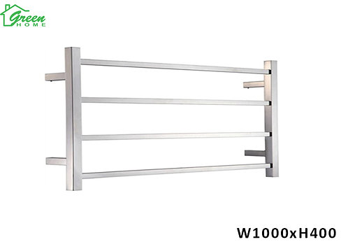 Heated Towel Rail W1000xH400--4 bars