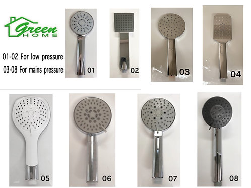 Shower Head from $15