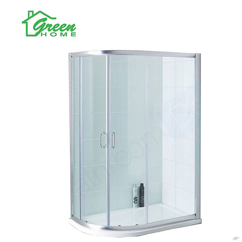 Curved Shower 800mm x 1000mm