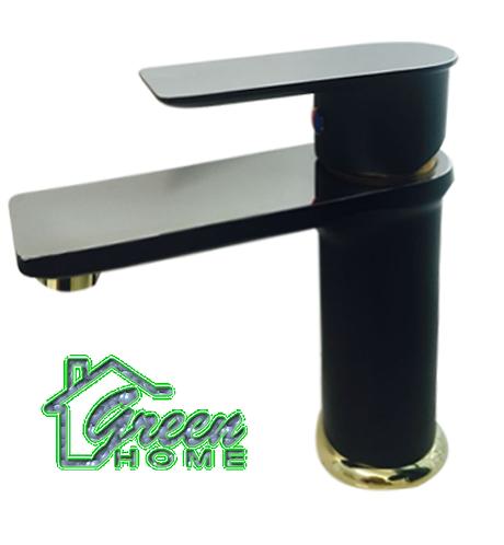 Black basin tap HY007