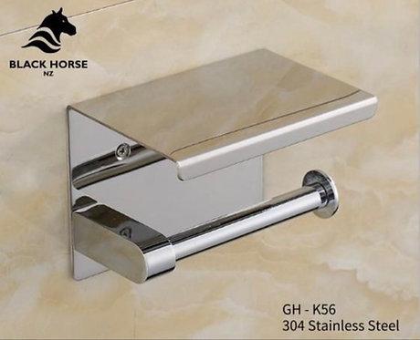 Toilet roll holder with Rack K56