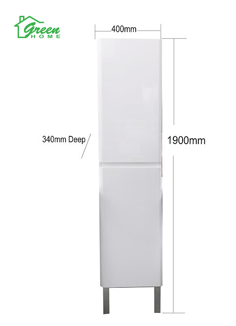 Tall Cabinet GHT1700 Glossy White