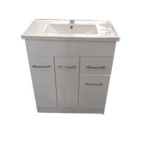 750mm Rectangle Vanity