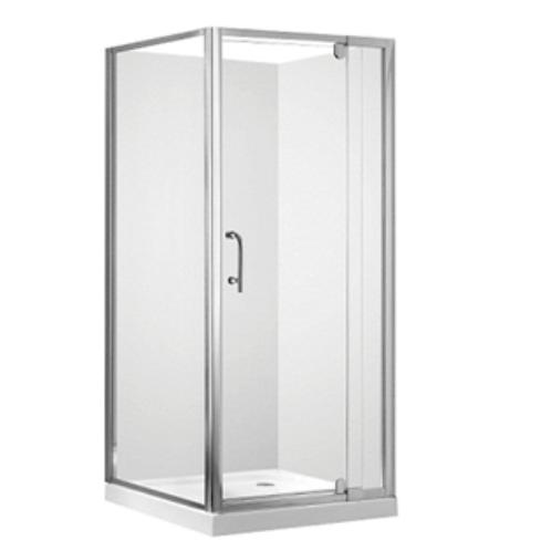 GJ8015- 800*800mm Swing Door Shower Box