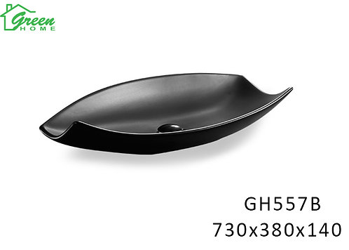 Art basin matte black GH557B