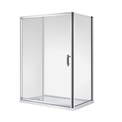 800*1200 Sliding Door Shower