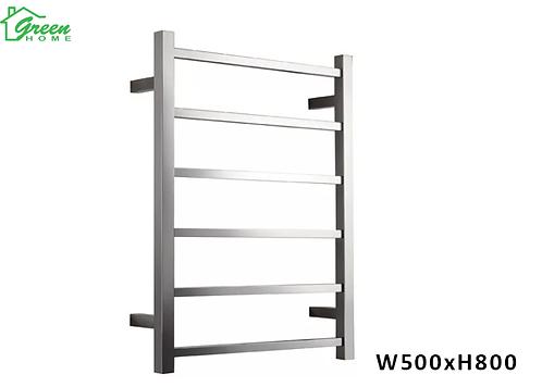 Heated Towel Rail W500xH800